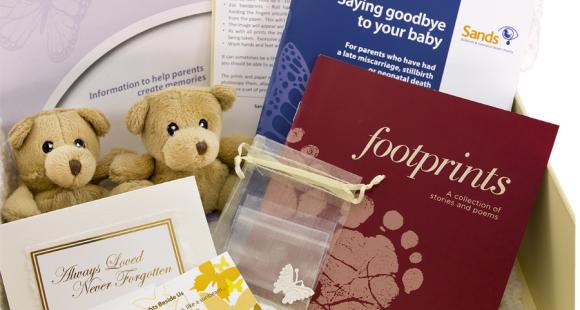 memory box, always loved, never forgotten, stillbirth, neonatal death, support
